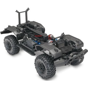Радиоуправляемый монстр TRAXXAS TRX-4 Assembly Kit 4WD Chassis - TRA82016-4 tank chassis electronic blocks diy tank robot parts track chassis