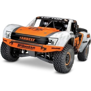Радиоуправляемый монстр TRAXXAS Unlimited Desert Racer 4WD RTR масштаб 1:7 2.4G - TRA85076-4