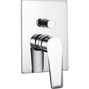 Смеситель для ванны BelBagno Saluto с механизмом (SAL-BASM-CRM) смеситель belbagno disco dis basm crm для душа