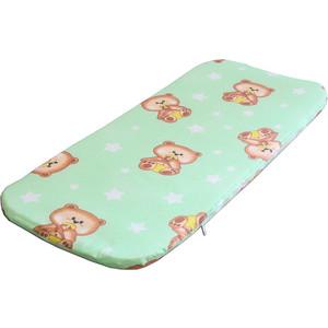 Матрас детский Монис-стиль Кокос для приставной кроватки 80х40х6 014/3