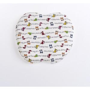 Детская подушка Фабрика облаков Бабочка съёмный чехол до 1 года FBD-0002