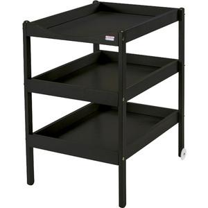 цена на Столик для пеленания Combelle Susie (дерево) с 3-я полочками 52х82х87см Black / Черный 138