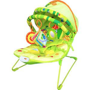 Шезлонг LA-DI-DA Фруктовый рай, 1 положения спинки 50х64х50 см, BR90009-1