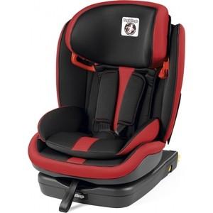 цены на Автокресло Peg-Perego Виаджио VIA, группа 1-2-3, 9-36 кг, Monza черн/красн  в интернет-магазинах