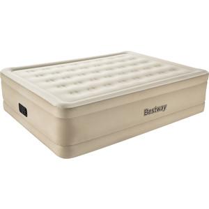 купить Надувная кровать Bestway 69024 Essence Fortech 203х152х51см (встроенный электронасос) по цене 4837.79 рублей
