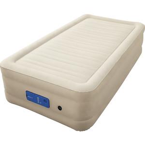 Надувная кровать Bestway 69030 Alwayzaire Fortech 191х97х43см встроенный электронасос с автоподкачкой