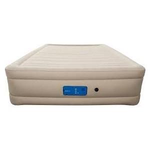 Надувная кровать Bestway 69032 Alwayzaire Fortech 203х152х43см встроенный электронасос с автоподкачкой