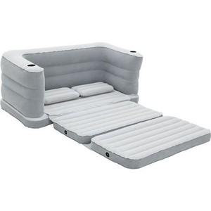 Надувной диван-кровать Bestway 75063 Multi Max II Air Couch 200х160х64 см