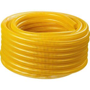 Шланг напорно-всасывающий Зубр со спиралью ПВХ 19мм х 15м (40327-19-15) цена и фото