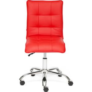 Кресло TetChair ZERO кож/зам красный 36-161