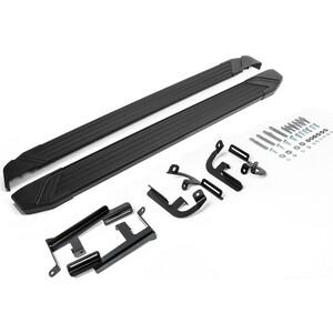цена на Пороги Black Rival для Lifan X60 I рестайлинг (2016-н.в.), 160 см, алюминий, F160ALB.3302.3