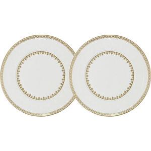 Набор десертных тарелок 2 штуки 20.5 см Colombo Золотой замок (C2-AP/2-6962) цена в Москве и Питере