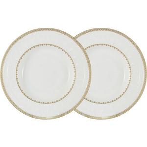 Набор суповых тарелок 2 штуки 23 см Colombo Золотой замок (C2-SP/2-6962) цена в Москве и Питере
