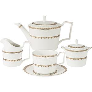 Чайный сервиз 15 предметов на 6 персон Colombo Золотой замок (C2-TS/15-6962)