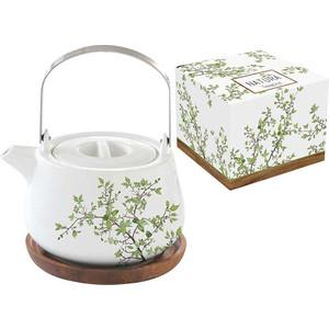 Заварочный чайник на подставке 0.75 л Easy Life (R2S) Натура (EL-R1089/NTRA) сыворотка натура