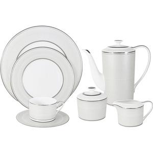 Чайный сервиз 40 предметов на 12 персон Naomi Жемчуг (NG-I150905B-40-AL) цены