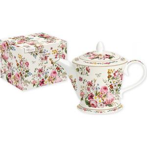Заварочный чайник 1.0 л Easy Life (R2S) Цветочный карнавал (R2S1350/BLOC-AL) bloc