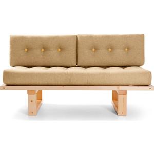 Кушетка Anderson Торн сосна-бежевая рогожка прямой диван андерсон кушетка торн м сосна