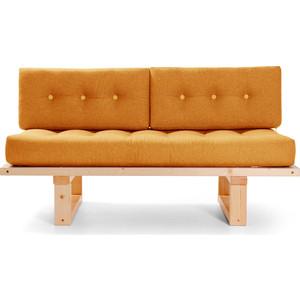 Кушетка Anderson Торн сосна-оранжевая рогожка