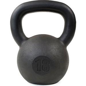 Гиря Shigir кроссфит 18 кг гиря iron head медведь 32 0 кг