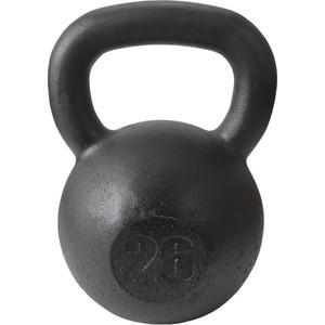 Гиря Shigir кроссфит 26 кг гиря iron head медведь 32 0 кг