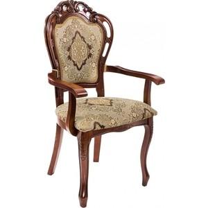 Кресло Woodville Bronte вишня.