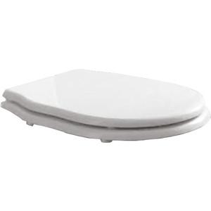 Сиденье для унитаза BelBagno Boheme с микролифтом, петли хром (BB115SCM-CRM)