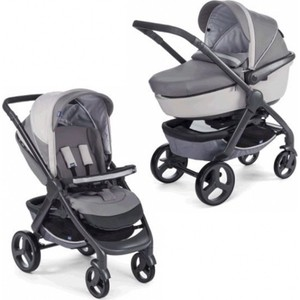Коляска прогулочная Chicco Stylego Elegance коляска silver cross sleepover elegance cream with pram bag sx 311 cm