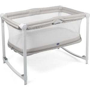 Кроватка-манеж Chicco Zip&Go Glacial