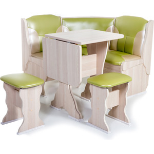Набор мебели для кухни Бител Нарцисс - комби (ясень С-105 + С-101 ясень)
