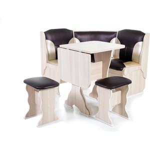 Набор мебели для кухни Бител Нарцисс - комби (ясень С-221 + С-101 ясень)