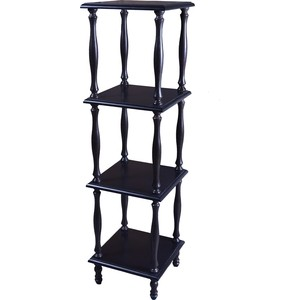 Этажерка Мебелик П 8 венге