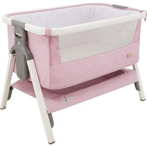 Колыбель Tutti Bambini CoZee White and Dusty Pink 211205/1191 колыбель giovanni shapito solo white pink