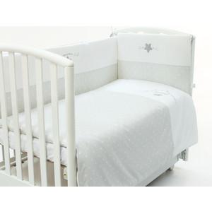 Комплект в кроватку Funnababy Big Dream (Фаннабэби Биг Дрим) 5 предметов 120*60 комплект в овальную кроватку sweet baby aria 419059 бежевый 5 предметов