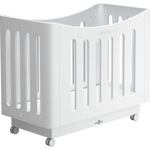 Кроватка Micuna Babysitter Микуна Бэбиситтер 120х60 white кроватка micuna nicole white
