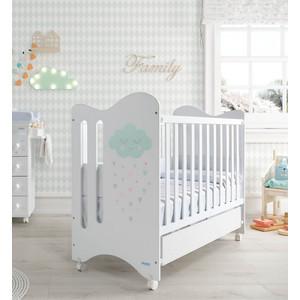 Кроватка Micuna Lili Микуна Лили 120х60 white кроватка micuna nicole white