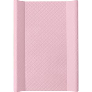 Матрас пеленальный Ceba Baby 70 см без изголовья на кровать 120*60 см Caro pink W-200-079-137 чашка для яйца colour caro