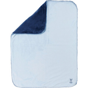 Покрывало Nattou Supersoft 75*100см Lapidou Кролик navy blue-light blue 878425