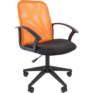Офисноекресло Chairman 615 TW оранжевый