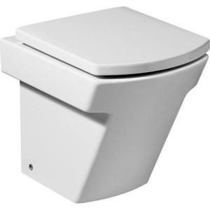 Унитаз приставной Roca Hall с сиденьем микролифт (347627000, 801622004)
