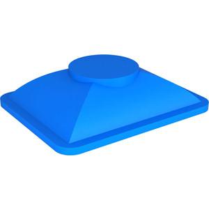 Крышка для ванны ЭкоПром K 200 синяя (210х760х950) (133.0200.601.0)