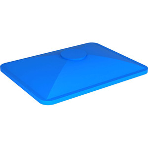 Крышка для ванны ЭкоПром K 900 синяя (215х1405х1800) (133.0900.601.0)