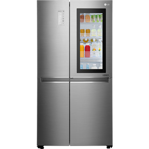 Холодильник LG GC-Q247CABV холодильник lg gc b247jvuv