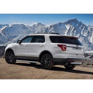 цена Защита порогов d76 Rival для Ford Explorer (2015-н.в.), R.1806.003 онлайн в 2017 году