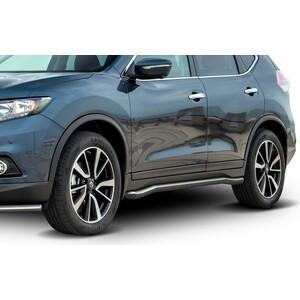 Защита порогов d57 Rival для Nissan X-Trail (2015-2018), R.4122.005 все цены