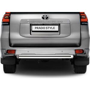 цена на Защита заднего бампера d76 короткая Rival для Toyota Land Cruiser Prado 150 (2017-н.в.), R.5721.006