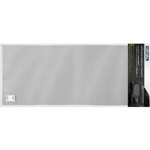 Универсальная сетка 1000х400 R16 Rival для защиты радиатора, черная, 1 шт. (индивидуальная упаковка), INDIV.ZS.1601.2