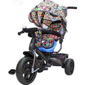 Велосипед трехколесный GALAXY Лучик VIVAT Звезды