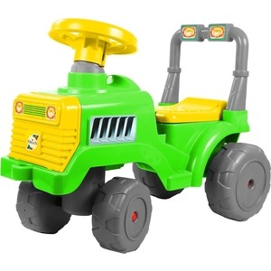 цена на Каталка RT ОР931к Трактор В зелено-желтый