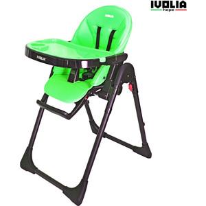 Стульчик для кормления Ivolia HOPE 01 2 колеса green